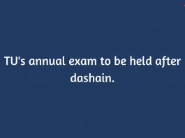 TU Exam 2077